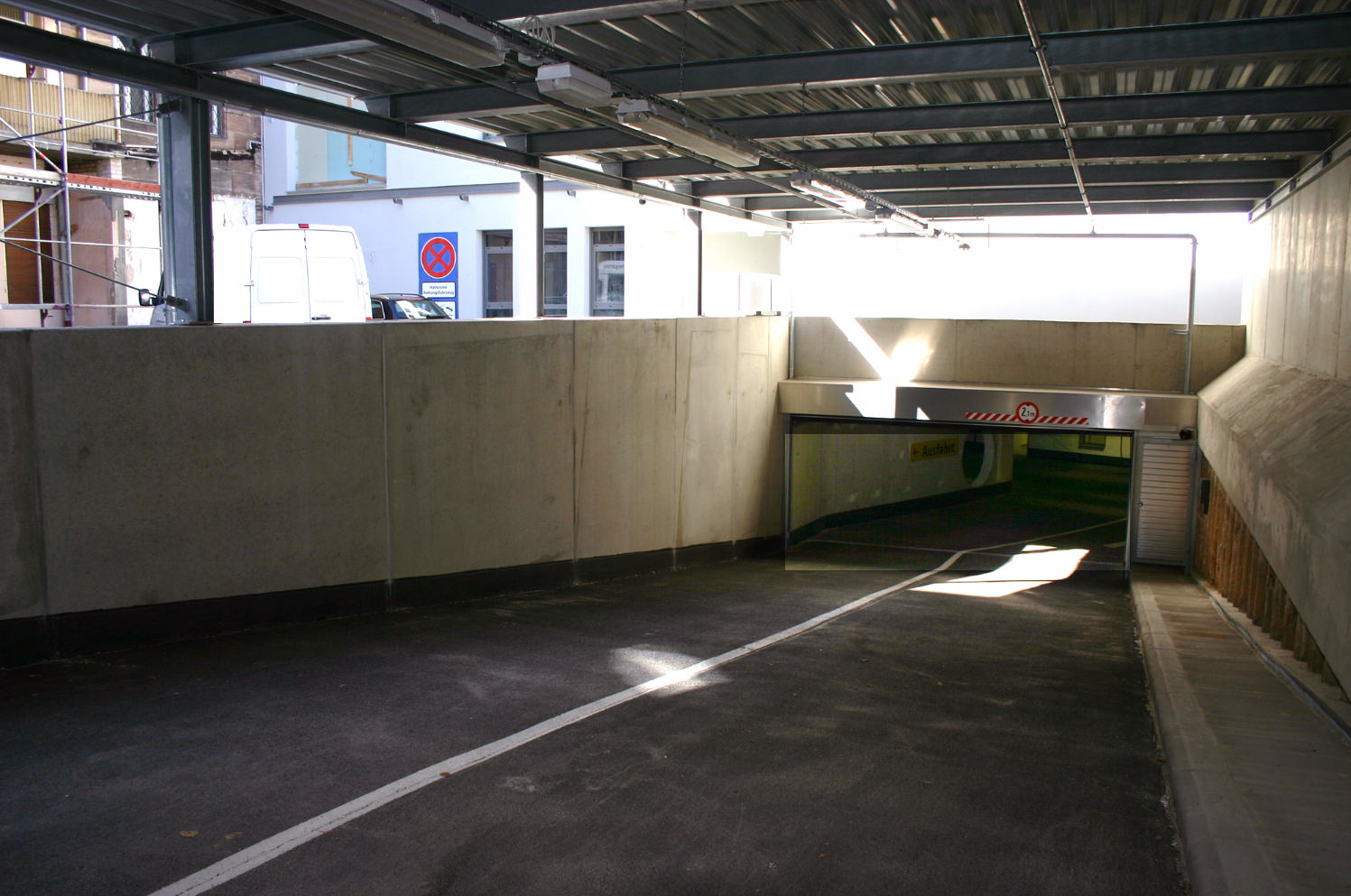 tiefgaragen parkdecks a michel asphalt und isolierbau gmbh co kg. Black Bedroom Furniture Sets. Home Design Ideas